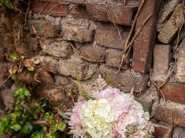 Il matrimonio di Fabio e Fiammetta a Grottaferrata, Roma 4