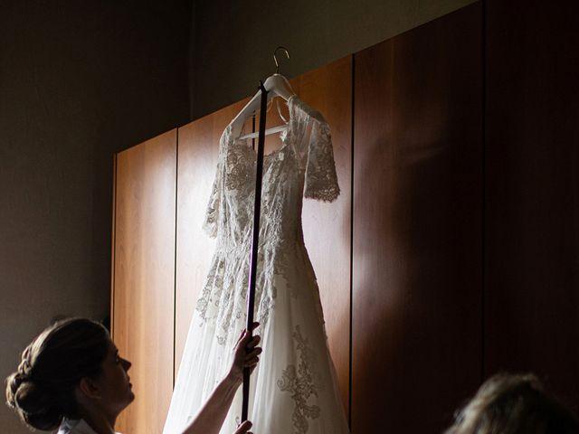 Il matrimonio di Fabio e Fiammetta a Grottaferrata, Roma 8
