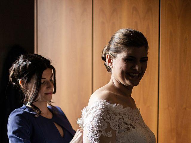 Il matrimonio di Fabio e Fiammetta a Grottaferrata, Roma 13