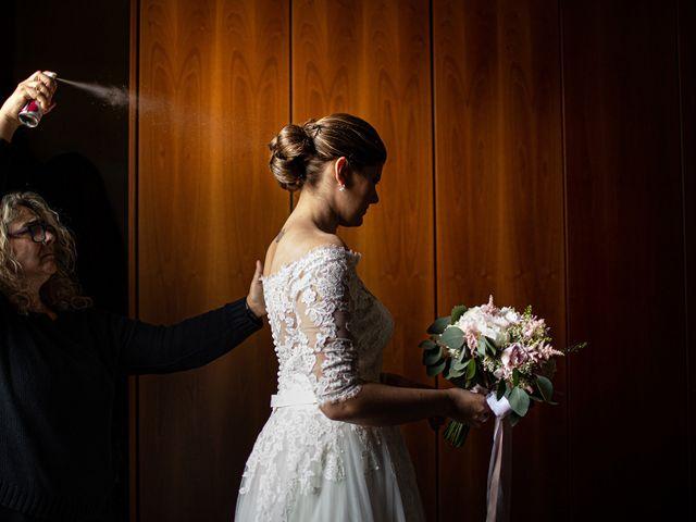 Il matrimonio di Fabio e Fiammetta a Grottaferrata, Roma 21