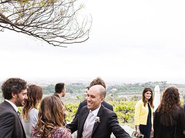 Il matrimonio di Fabio e Fiammetta a Grottaferrata, Roma 28