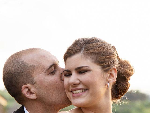 Il matrimonio di Fabio e Fiammetta a Grottaferrata, Roma 36