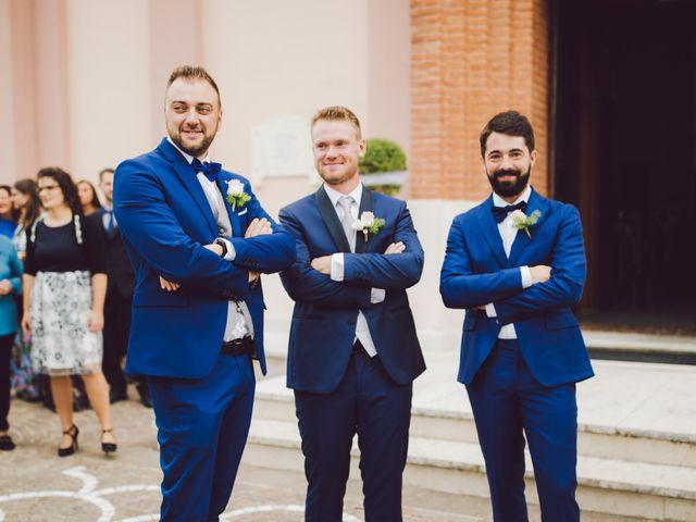 Il matrimonio di Mirco e Valentina a Nervesa della Battaglia, Treviso 10