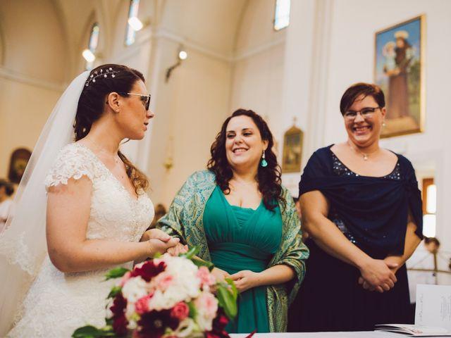 Il matrimonio di Mirco e Valentina a Nervesa della Battaglia, Treviso 13