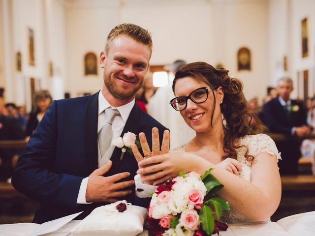Il matrimonio di Mirco e Valentina a Nervesa della Battaglia, Treviso 14