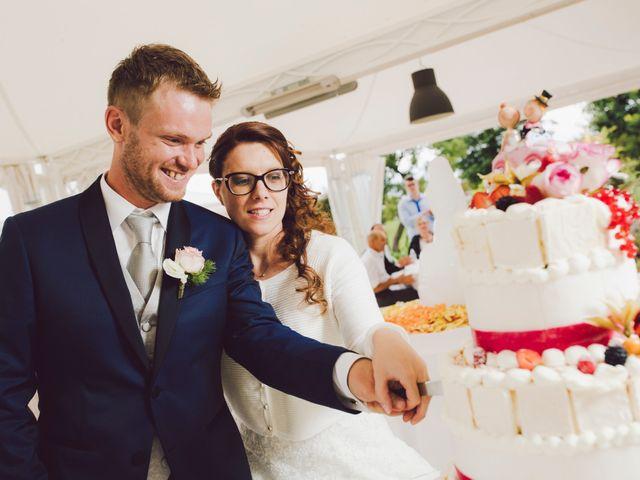 Il matrimonio di Mirco e Valentina a Nervesa della Battaglia, Treviso 24