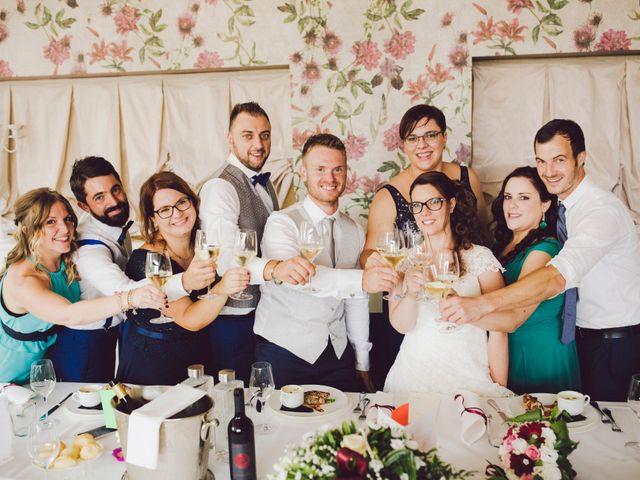 Il matrimonio di Mirco e Valentina a Nervesa della Battaglia, Treviso 20
