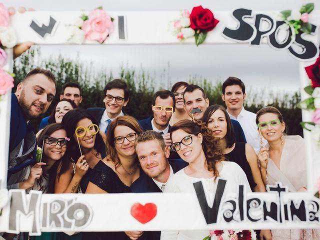 Il matrimonio di Mirco e Valentina a Nervesa della Battaglia, Treviso 21