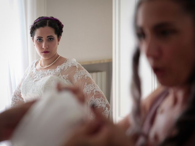 Il matrimonio di Andrea e Ilaria a Parma, Parma 25