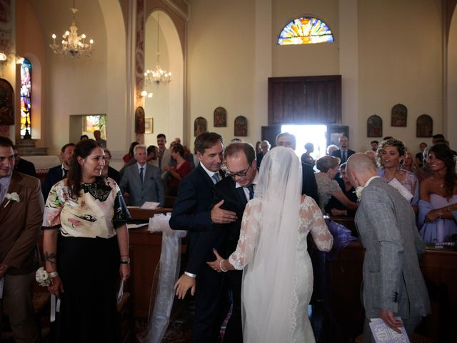 Il matrimonio di Andrea e Ilaria a Parma, Parma 33