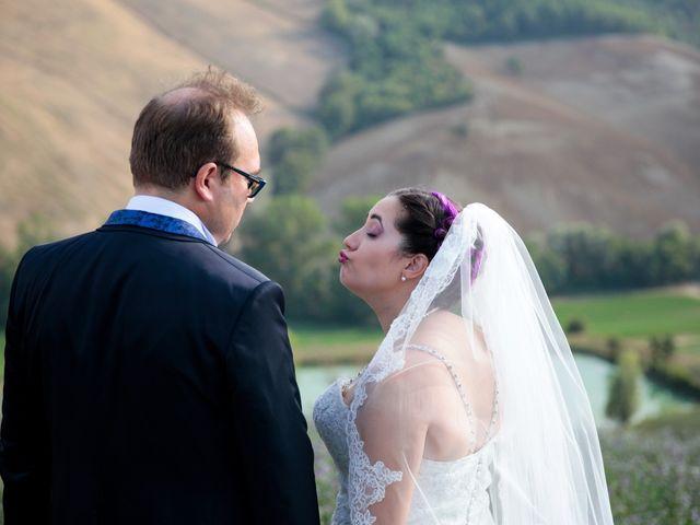 Il matrimonio di Andrea e Ilaria a Parma, Parma 38