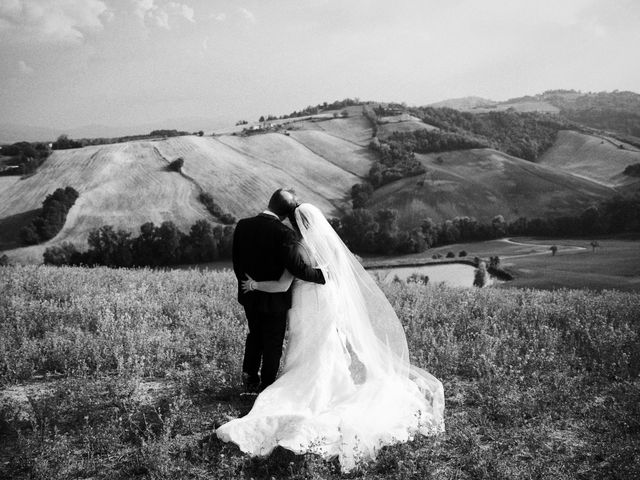 Il matrimonio di Andrea e Ilaria a Parma, Parma 43