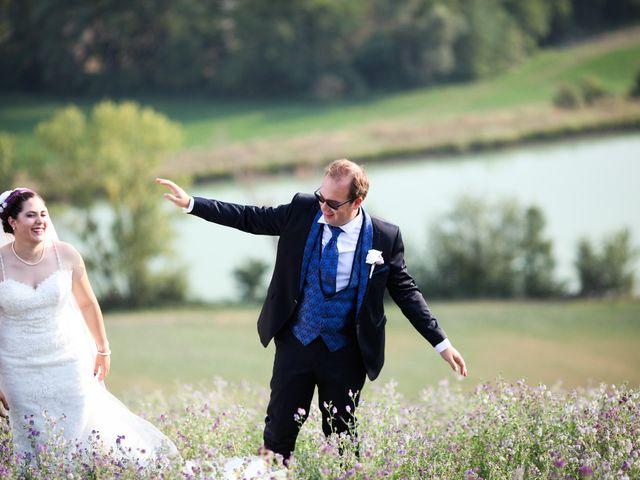 Il matrimonio di Andrea e Ilaria a Parma, Parma 46