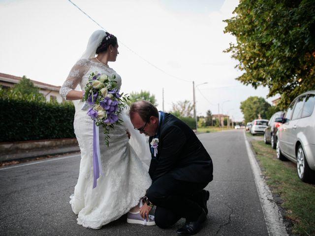 Il matrimonio di Andrea e Ilaria a Parma, Parma 49
