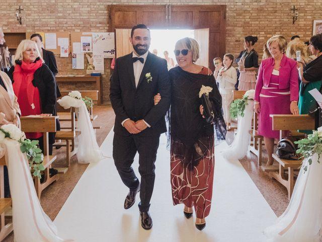 Il matrimonio di Enrico e Claudia a Cesena, Forlì-Cesena 25