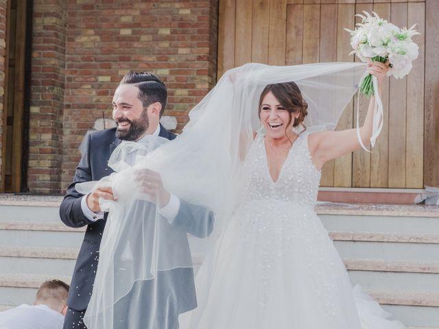 Il matrimonio di Enrico e Claudia a Cesena, Forlì-Cesena 35