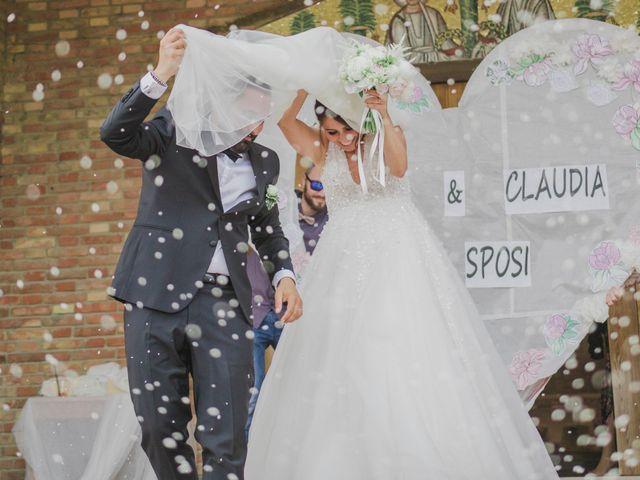 Il matrimonio di Enrico e Claudia a Cesena, Forlì-Cesena 37