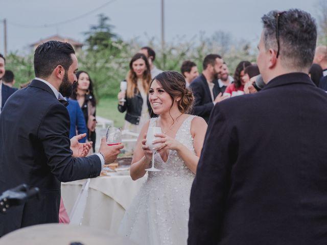 Il matrimonio di Enrico e Claudia a Cesena, Forlì-Cesena 38