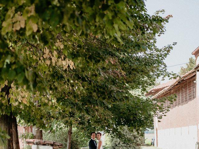 Il matrimonio di Andrea e Giulia a San Benigno Canavese, Torino 37