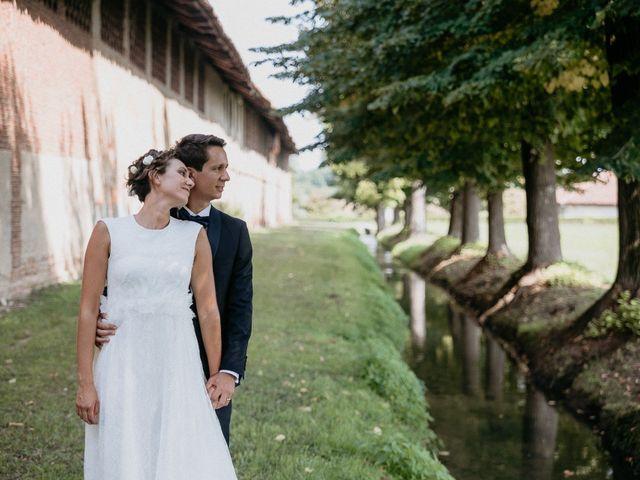 Il matrimonio di Andrea e Giulia a San Benigno Canavese, Torino 39