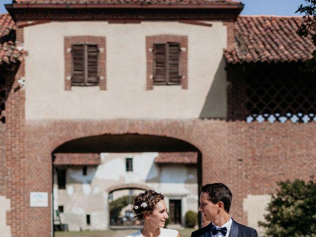 Il matrimonio di Andrea e Giulia a San Benigno Canavese, Torino 40