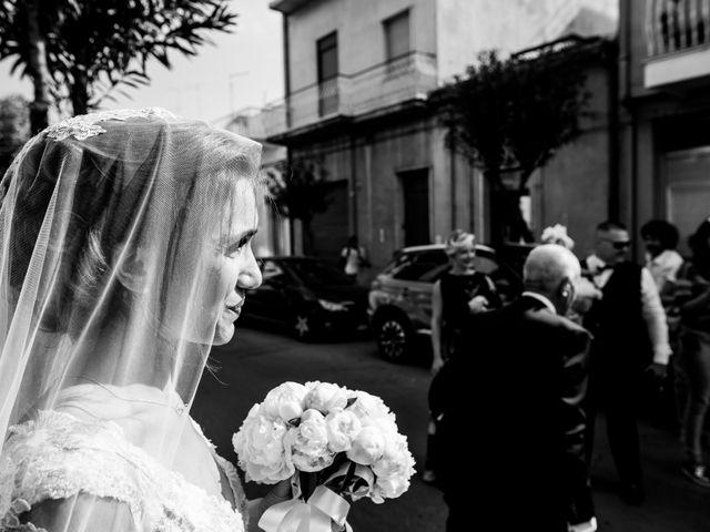 Il matrimonio di Gennaro e Alessia a Vittoria, Ragusa 24