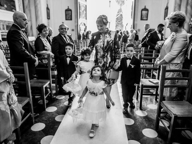 Il matrimonio di Gennaro e Alessia a Vittoria, Ragusa 27