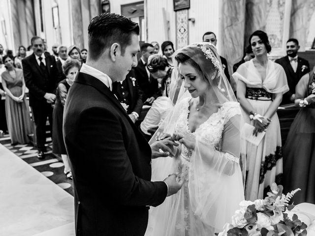 Il matrimonio di Gennaro e Alessia a Vittoria, Ragusa 30