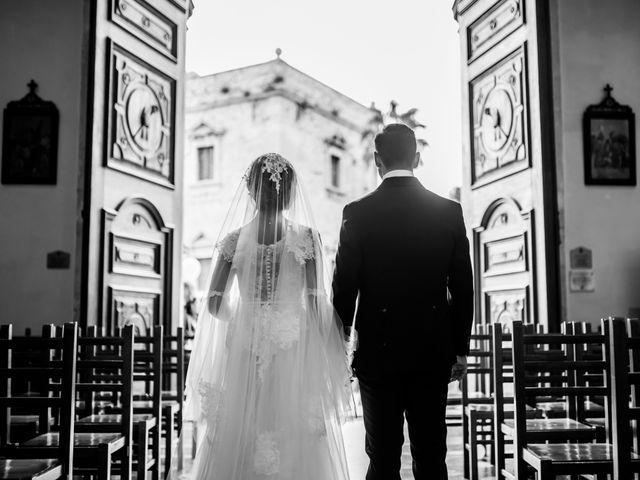 Il matrimonio di Gennaro e Alessia a Vittoria, Ragusa 33