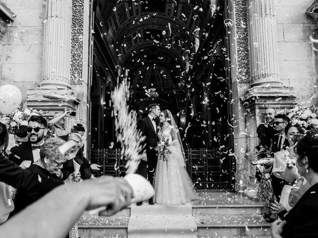 Il matrimonio di Gennaro e Alessia a Vittoria, Ragusa 34