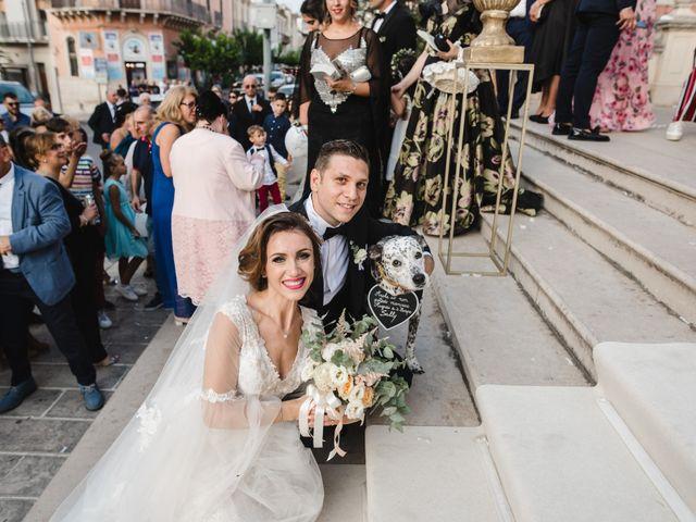Il matrimonio di Gennaro e Alessia a Vittoria, Ragusa 37