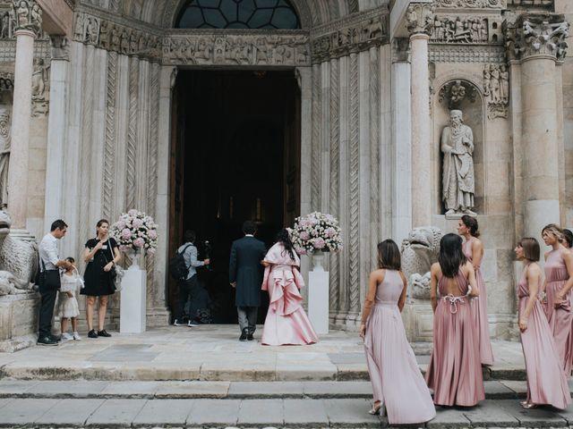 Il matrimonio di Marco e Jenny a Fidenza, Parma 18
