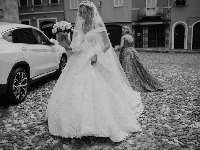 Il matrimonio di Marco e Jenny a Fidenza, Parma 19