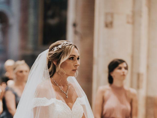Il matrimonio di Marco e Jenny a Fidenza, Parma 25