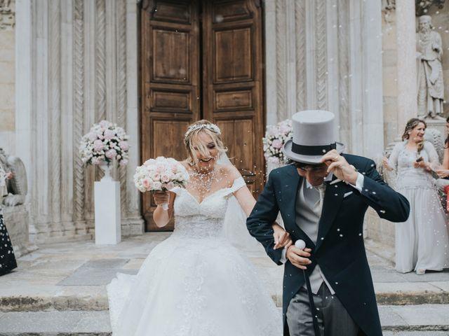Il matrimonio di Marco e Jenny a Fidenza, Parma 1