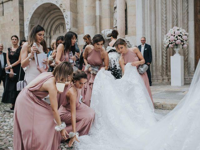 Il matrimonio di Marco e Jenny a Fidenza, Parma 34