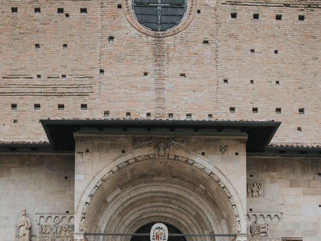 Il matrimonio di Marco e Jenny a Fidenza, Parma 36