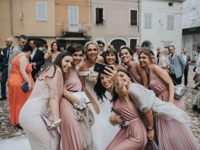 Il matrimonio di Marco e Jenny a Fidenza, Parma 37
