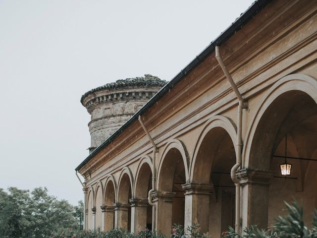 Il matrimonio di Marco e Jenny a Fidenza, Parma 41