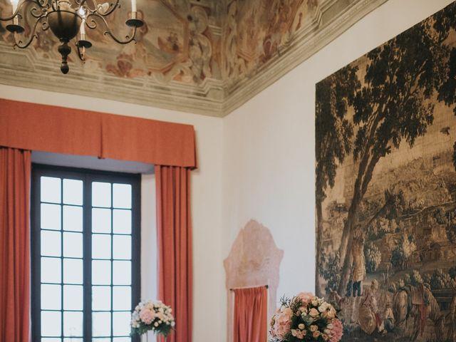 Il matrimonio di Marco e Jenny a Fidenza, Parma 44