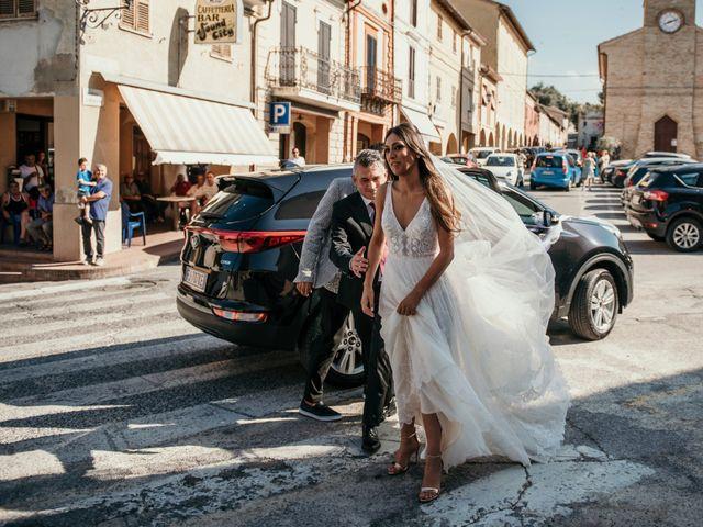 Il matrimonio di Jennifer e Mattia a Ancona, Ancona 27