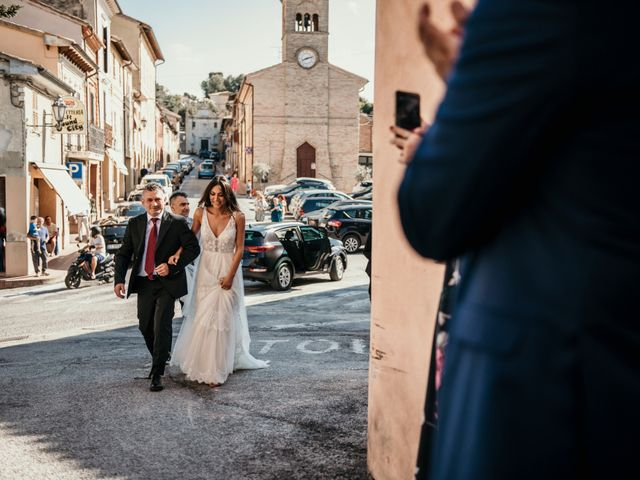 Il matrimonio di Jennifer e Mattia a Ancona, Ancona 28