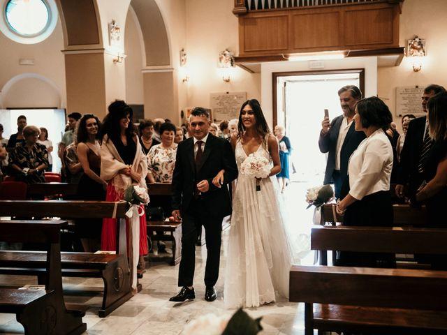 Il matrimonio di Jennifer e Mattia a Ancona, Ancona 32