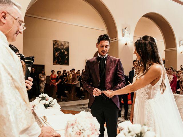 Il matrimonio di Jennifer e Mattia a Ancona, Ancona 43