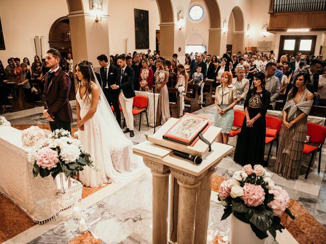 Il matrimonio di Jennifer e Mattia a Ancona, Ancona 49