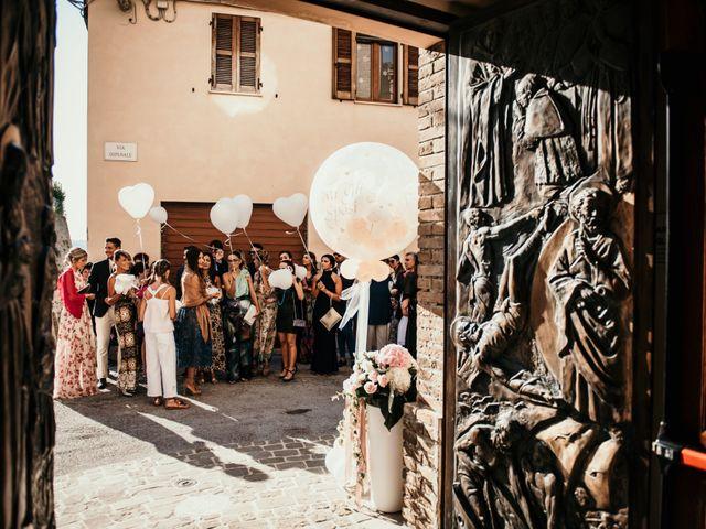 Il matrimonio di Jennifer e Mattia a Ancona, Ancona 59