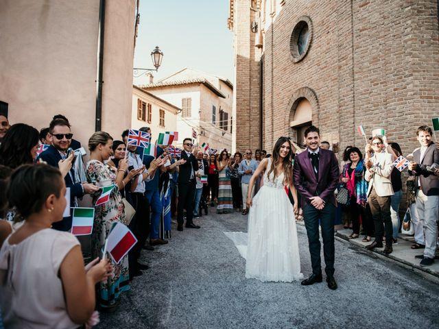 Il matrimonio di Jennifer e Mattia a Ancona, Ancona 66