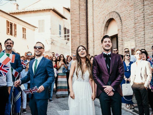 Il matrimonio di Jennifer e Mattia a Ancona, Ancona 67