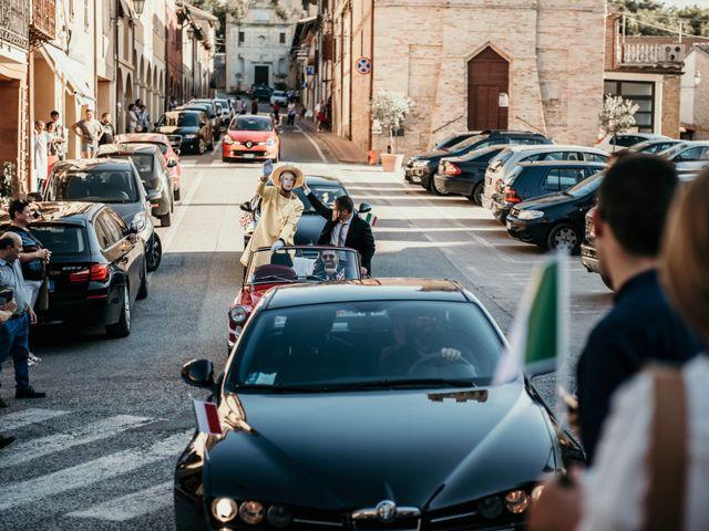 Il matrimonio di Jennifer e Mattia a Ancona, Ancona 69