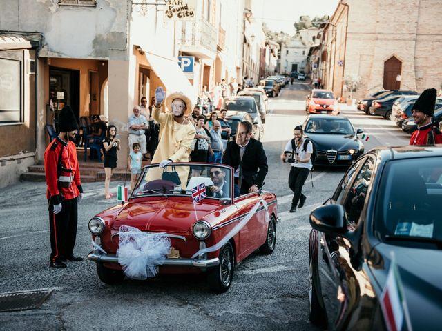 Il matrimonio di Jennifer e Mattia a Ancona, Ancona 70